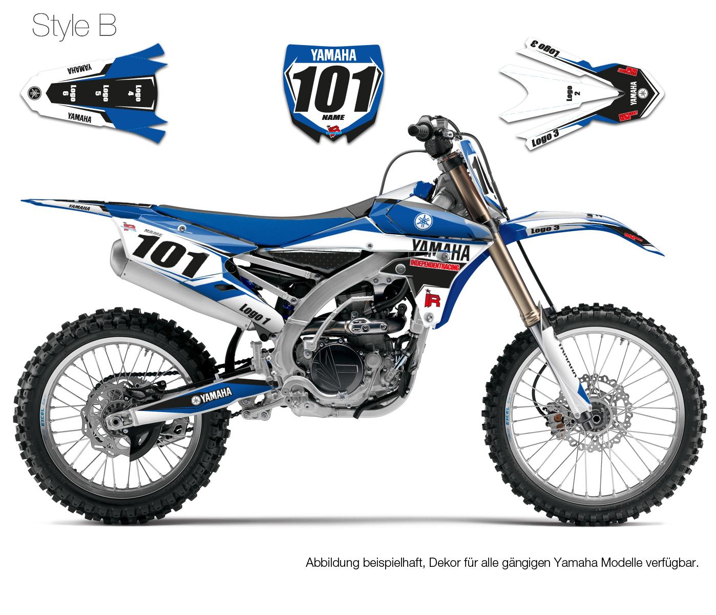 Dekor Yamaha Stock1