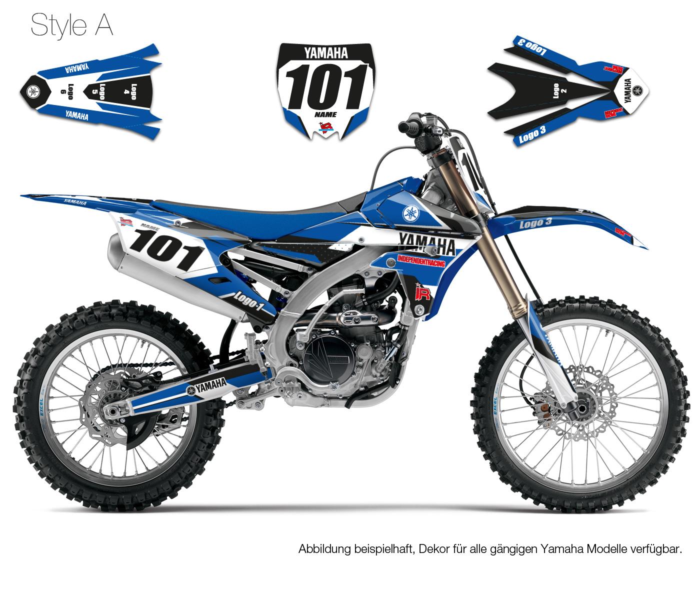 Dekor Yamaha Stock2